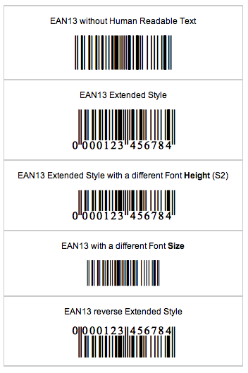 Barcode Software and Fonts for the Mac